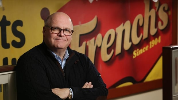 Elliot Penner, president of The French's Food Company, announced earlier this year that the company will use only Leamington tomatoes in its ketchup.