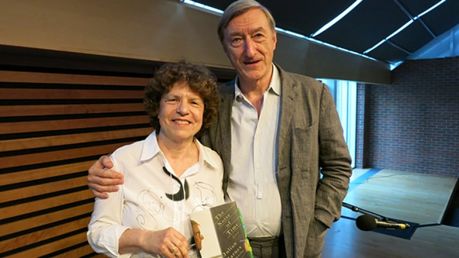 Eleanor Wachtel has spoken with Julian Barnes five times over the course of his thirty-year career.
