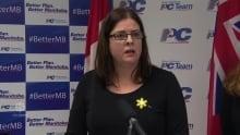 Deputy Premier Heather Stefanson