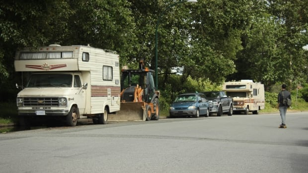 Victoria Mayor Lisa Helps says a shortage of rental homes is forcing more people to sleep in their RVs and cars.