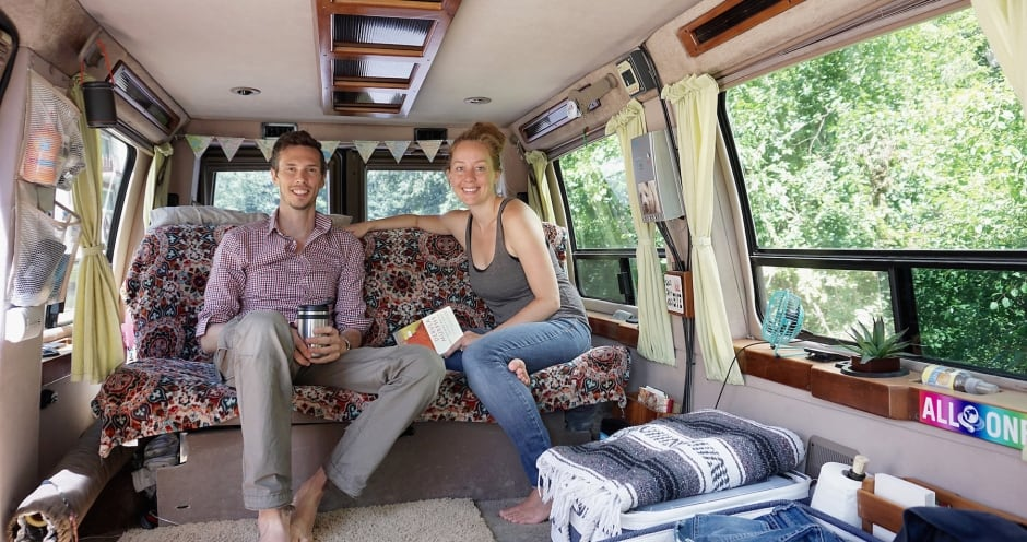 39 well you gotta have a home 39 inside the private lives of van dwellers british columbia cbc. Black Bedroom Furniture Sets. Home Design Ideas