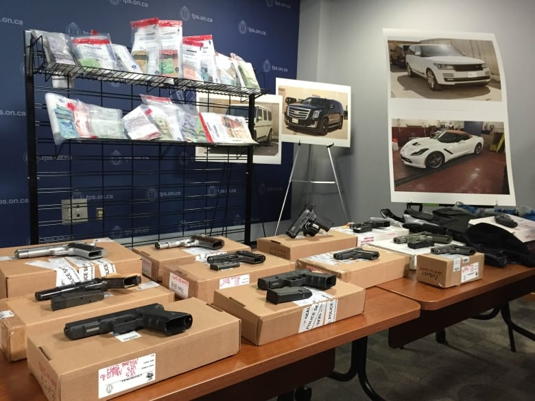 Police dismantle Toronto gang Heart of a King linked to