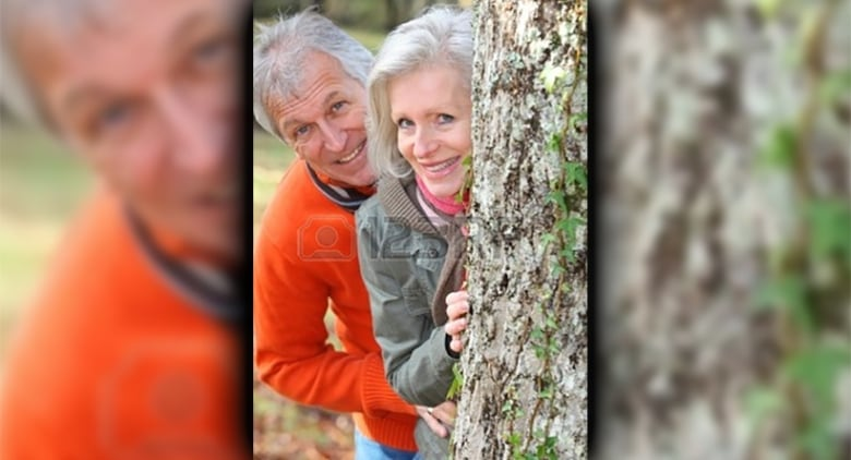 10 photos that prove everlasting love is behind that tree | CBC Comedy