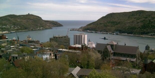 The Rooms St John S Newfoundland Webcam