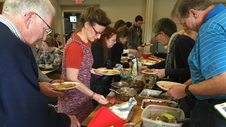 P E I Vegan Movement Gathers Steam With New Monthly Potluck Cbc News