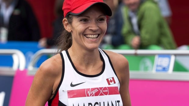 Canadian marathoner Lanni Marchant is facing another battle with Athletics Canada.