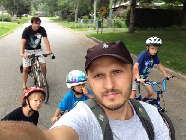 Yaroslav Shkvor, Ottawa Cyclist
