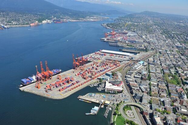 Centerm Expansion Port of Vancouver