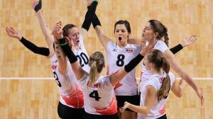 FIVB Volleyball World Grand Prix: Canada vs. Czech Republic
