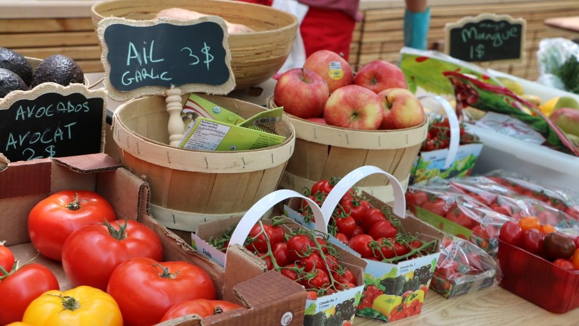 Calgary Local Food Market