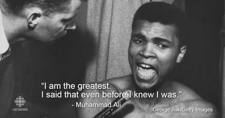 Muhammad Ali\'s greatest quotes reveal brilliant character ...