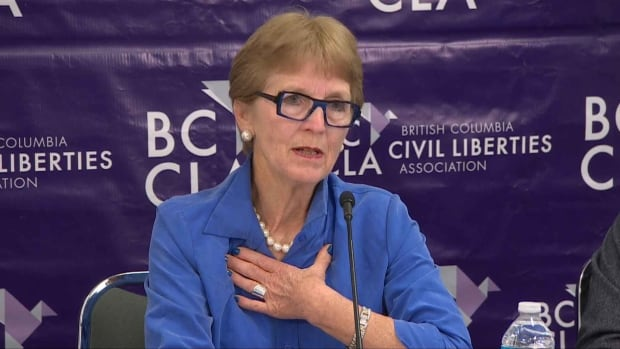 Lee Carter says she feels betrayed by the federal government's proposed legislation on physician-assisted dying, Bill C-14.