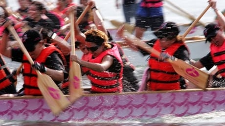 Dragon boaters to fill False Creek for annual festival this weekend