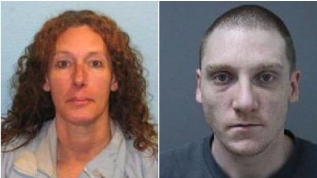 Police have laid charges against Tammy Poffley, 52, and Tyler Hurd, 33, in the death of Cynthia Crampton.