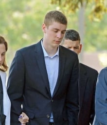 Ex-Stanford Swimmer-Rape
