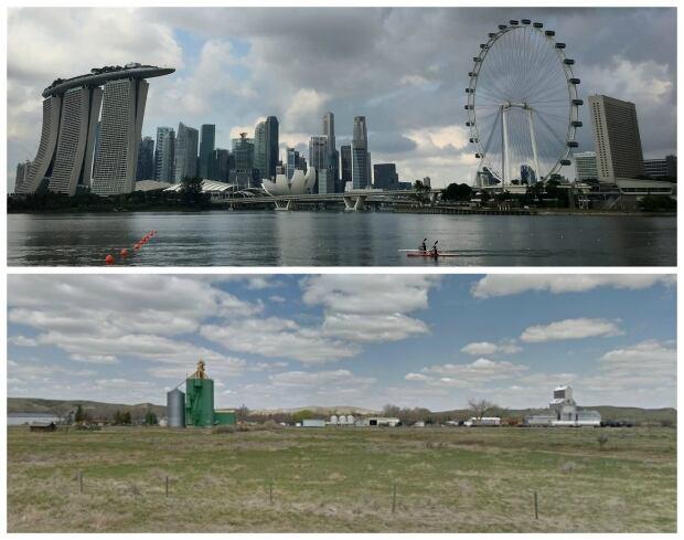 Singapore Eastend saskatchewan