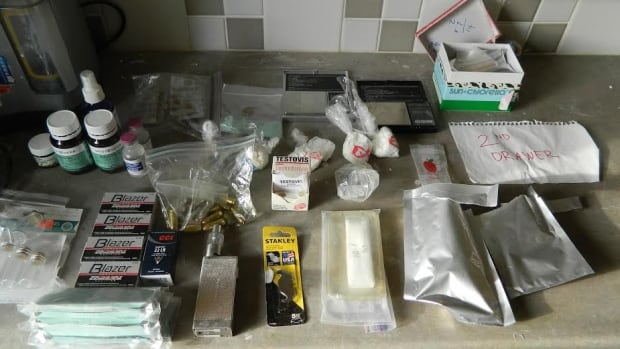 Delta Police confiscated drugs containing W-18 after searching locations in Burnaby, Richmond and Surrey.