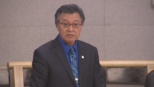 Chairperson for the Standing Committee on Legislation Tom Sammurtok announced that the committee would not recommend Bill 37 move forward.