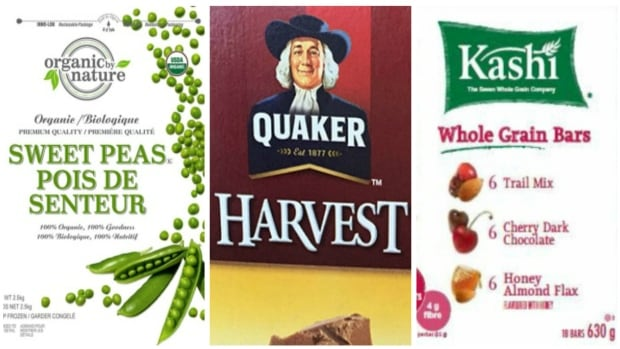 A few of the food products that have been part of recent recalls. But one food safety expert says increased recalls aren't a sign that our food is becoming less safe.