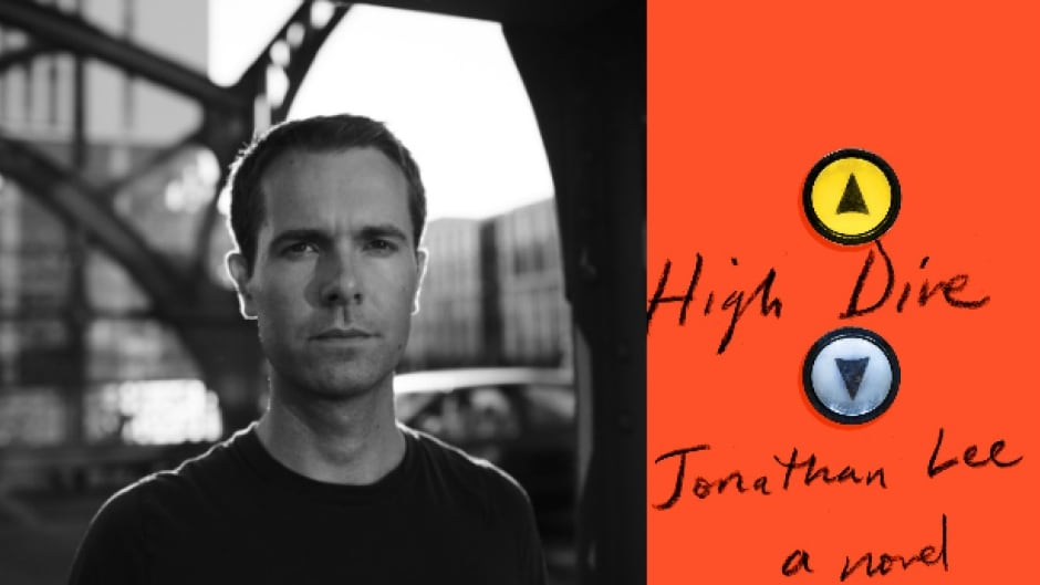 High Dive is Jonathan Lee's third novel.