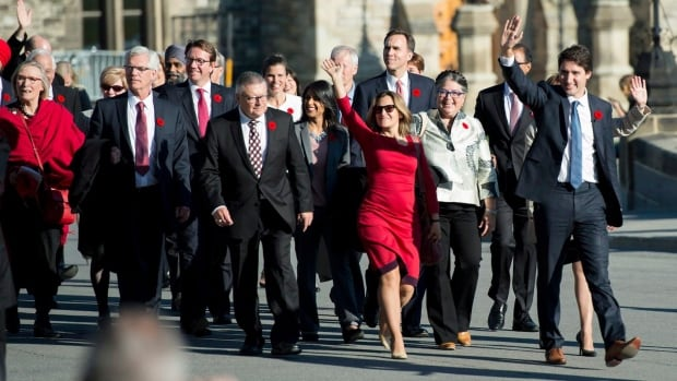 Trudeau cabinet has car trouble on the way to bigger things ...
