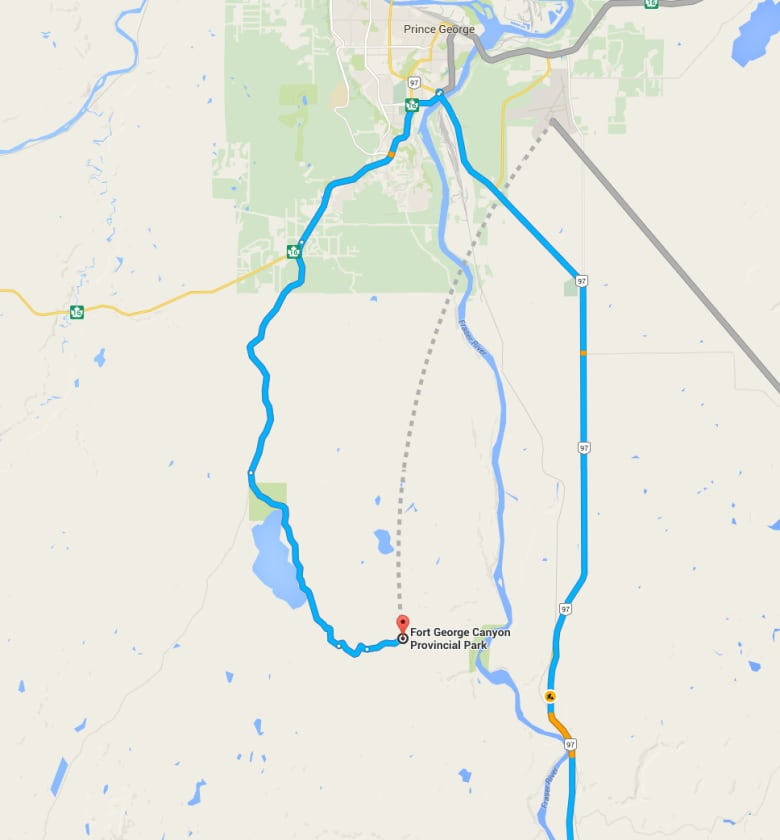 Bad Google Map fixed after B.C. rancher tells of tourists showing up on