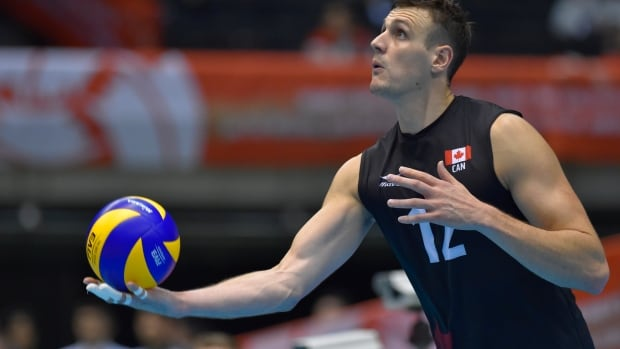 Canada's Gavin Schmitt, who is bouncing back from a leg operation, helped Canada place fourth in last week's Olympic qualification tournament in Tokyo and secure the country's first berth into the Games since 1992.