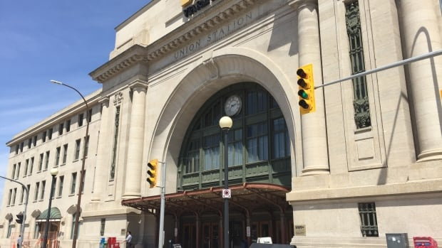 Winnipeg Transit has long-term plans to convert part of Union Station, which opened on Main Street in 1911, into a rapid-transit node.