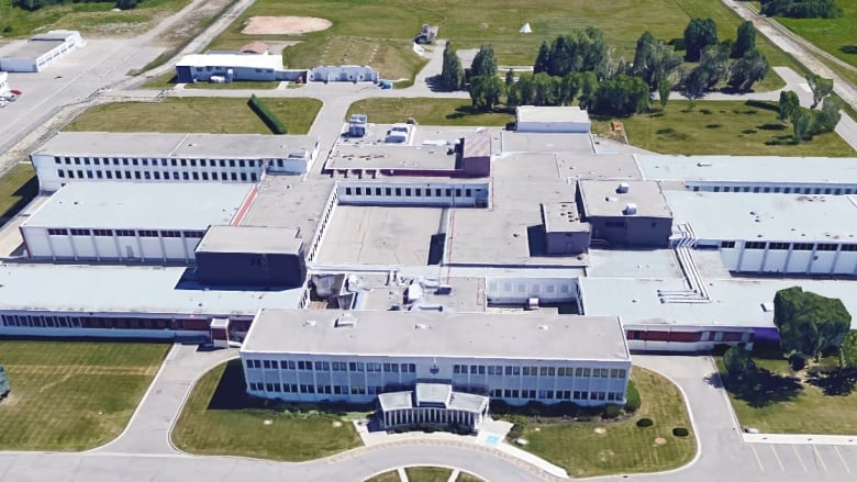 55 COVID cases Currently reported at Calgary Prison as in-facility spread Verified thumbnail