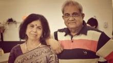 Piya Chattopadhyay parents