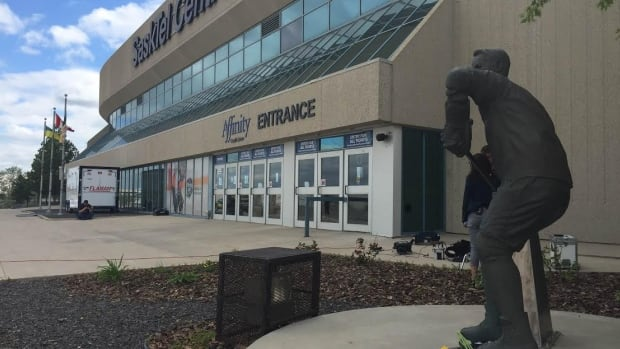 SaskTel Centre's current location north of the city has long been a topic of debate, with many people saying it was a mistake not to build the facility downtown.