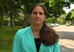 Lawyer Audrey Amzallag