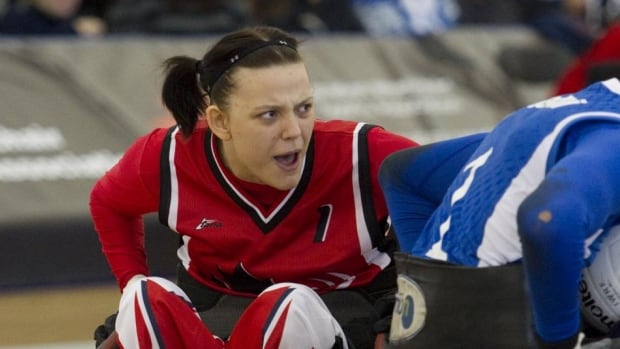 Miranda Biletski, who is on Canada's wheelchair rugby team, is suing the University of Regina over a pool accident that left her quadriplegic.