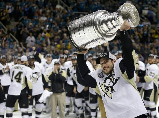 Penguins Defeat Sharks To Win Th Stanley Cup NHL On CBC Sports - Map us stanley cup penguins sharks
