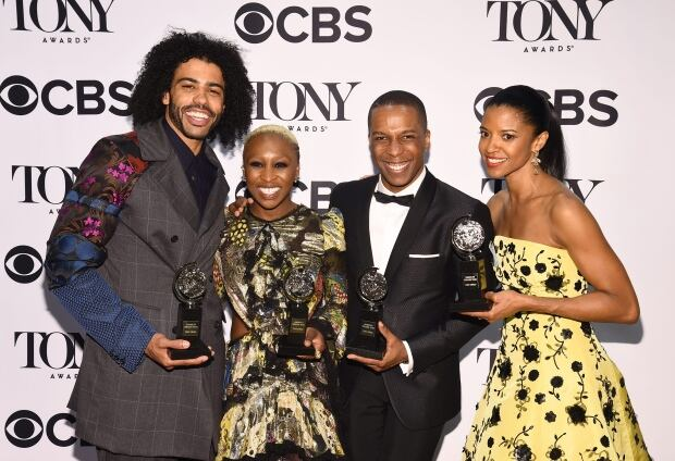 2016 Tony Awards - Press Room