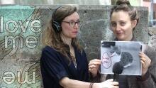 Producers Cristal Duhaime and Mira Burt-Wintonick