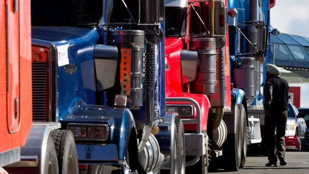 Ontario Trucking Association wants to lower the legal blood alcohol level for commercial drivers.