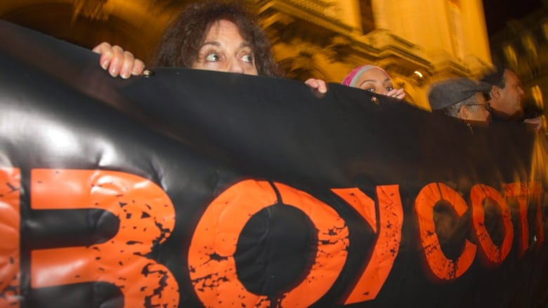 The BDS movement is nefarious, but it's better to push back