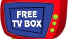 free TV android box