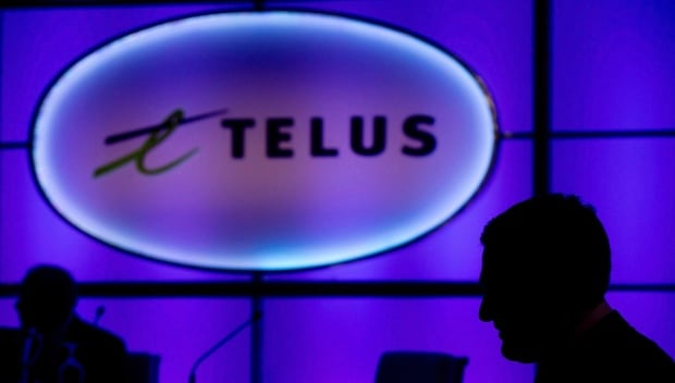 DONT USE THIS (profile head is EX-CEOs) Telus logo