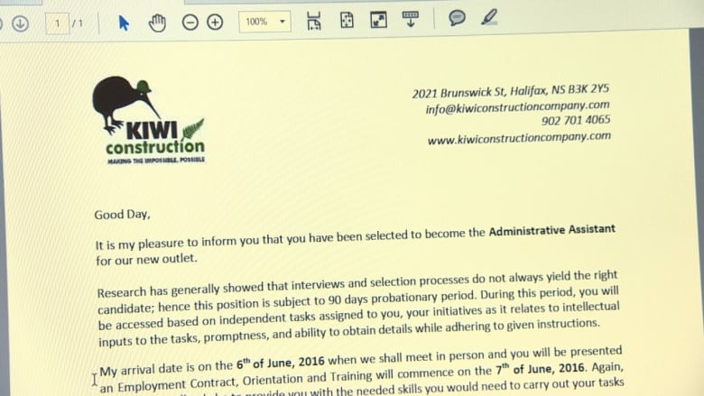 Online scam targets newcomers, says Winnipeg man who lost