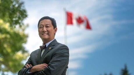 Santa Ono UBC president
