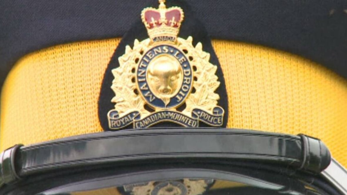 Anyone from the RCMP? I have a question...?