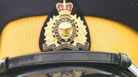RCMP generic hat mounties police
