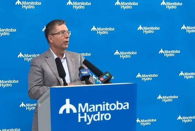 Manitoba Hydro CEO Kelvin Shepherd