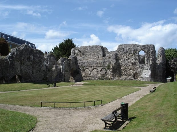 The Reading Abbey