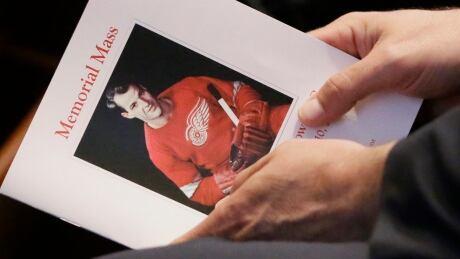 Howe Funeral Hockey