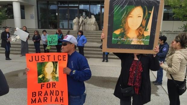 Brandy Vittrekwa sentencing