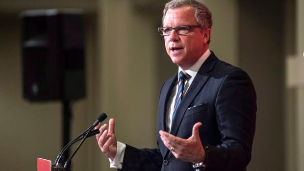 Saskatchewan Premier Brad Wall expressed shock following Prime Minister Justin Trudeau's unilateral carbon tax announcement.