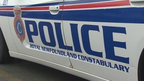 Royal Nfld Constabulary RNC car